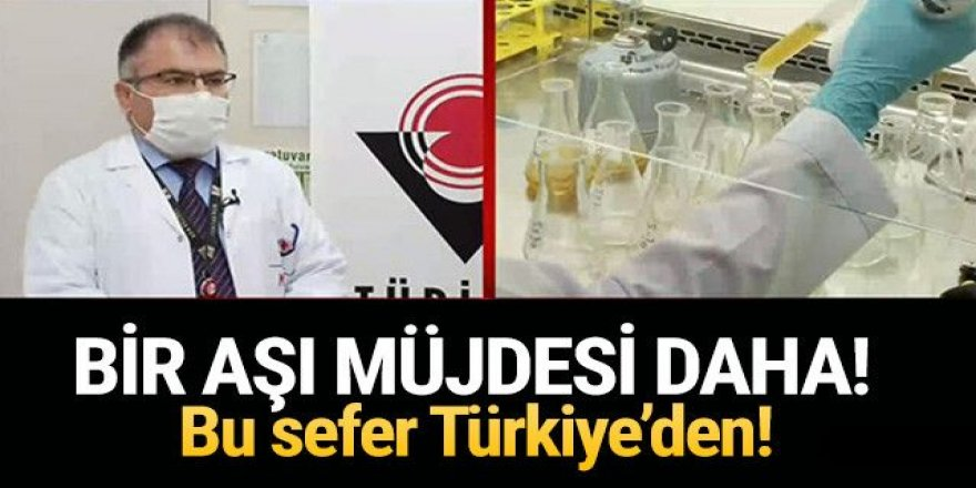 Türkiye'nin koronavirüs aşısı için tarih belli oldu