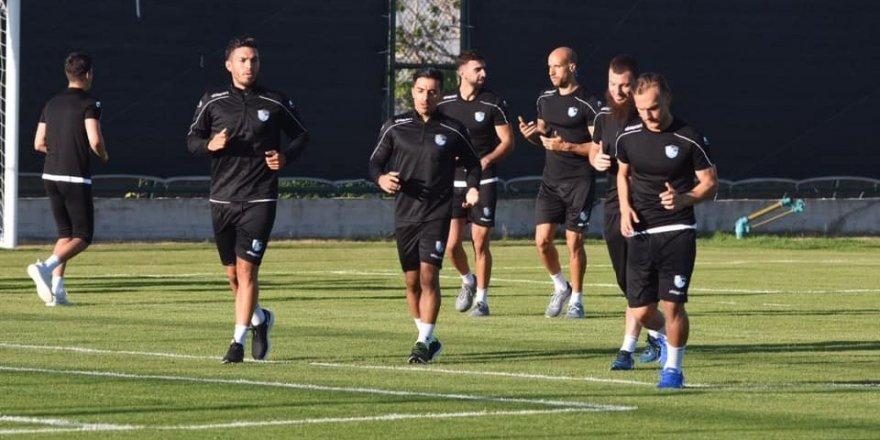 Erzurumspor yeni sezon hazırlıklarını sürdürüyor