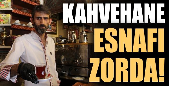 Kahvehaneciler 'Oyun Yasağı' konusunda destek istedi