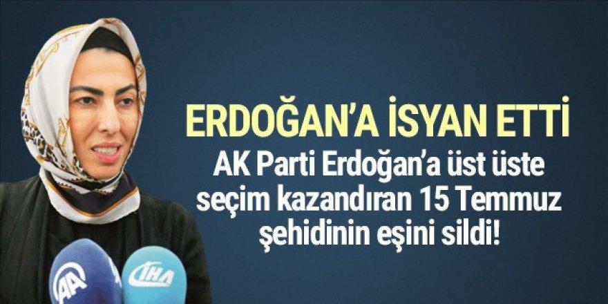 Nihal Olçok, Erdoğan ve Bakan'ı işaret edip isyan etti
