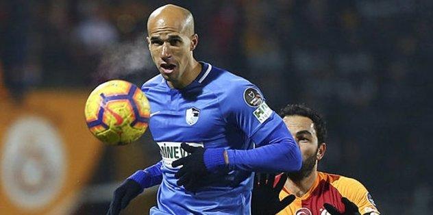 Erzurumspor Gabriel Obertan ile yeniden anlaşmaya vardı.