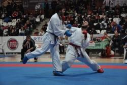 Karatecilere Altın Madalya