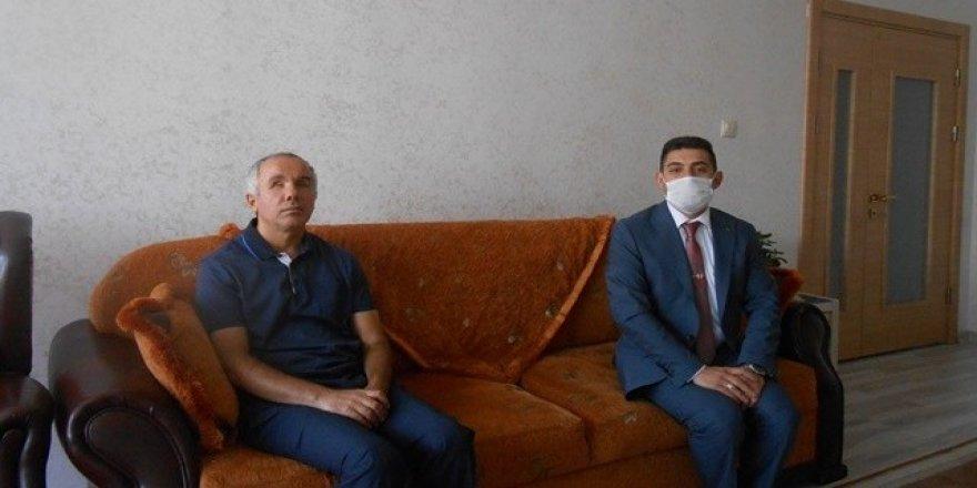 Mehmetçik Vakfı Şehit ve Gazi ailelerini yalnız bırakmıyor