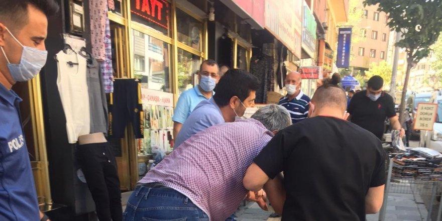 Erzurum'da otelde intihar girişimi