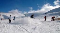Alp Disiplini Yarışları İptal