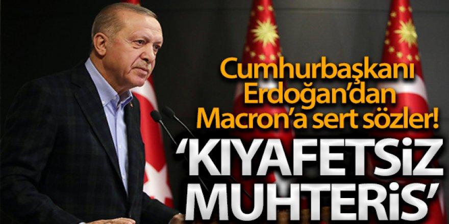 Erdoğan'dan Türkiye'nin dış politikalarını eleştirenlere cevap