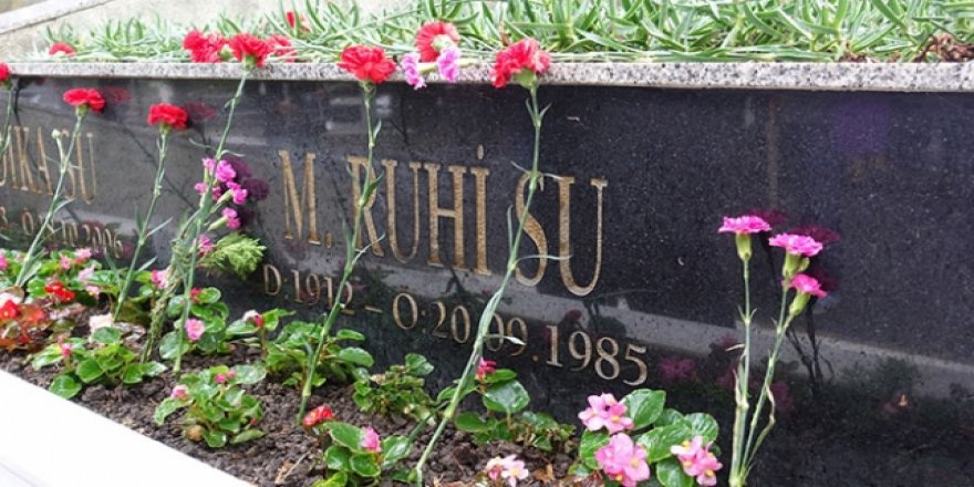 Ölümünün 35. yılında Ruhi Su'yu saygıyla anıyoruz