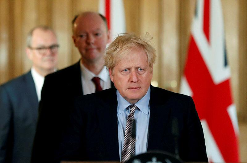 """Tüm dünyayı ürperten açıklama! Boris Johnson: """"Durum çok vahim"""""""
