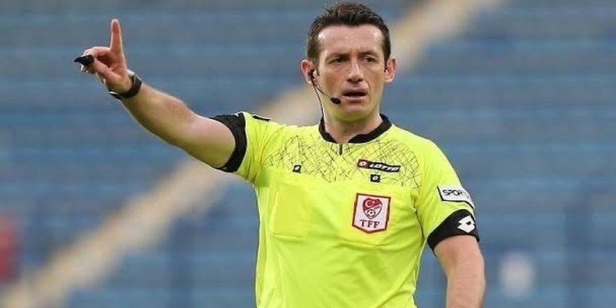 Kayserispor-Erzurumspor maçını Tugay Kaan Numanoğlu yönetecek
