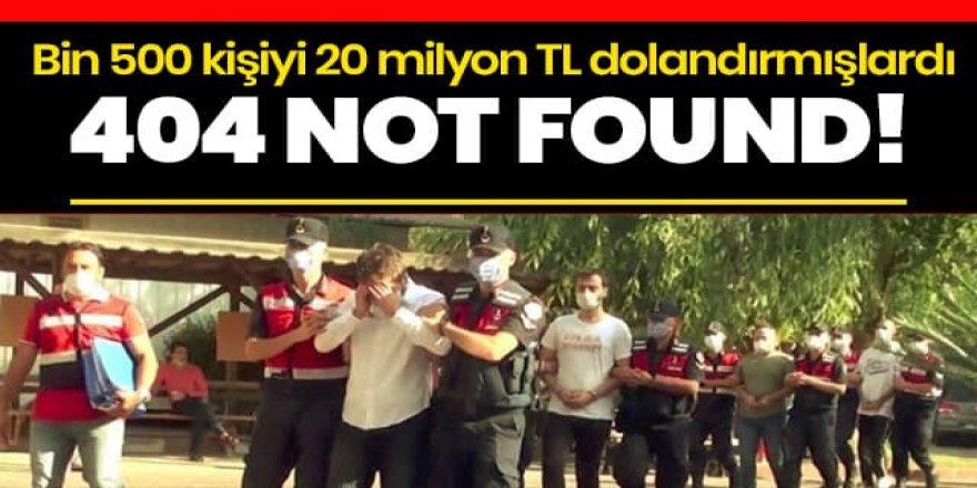 Sahte tatil siteleriyle 1500 kişi üzerinden 20 milyonluk vurgun yapmışlar!
