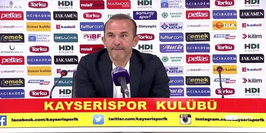 """Mehmet Özdilek: """"Oyuna hükmettik"""""""
