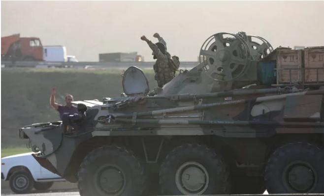 Azerbaycan-Ermenistan çatışmasında flaş gelişme: Karşı saldırı kararı