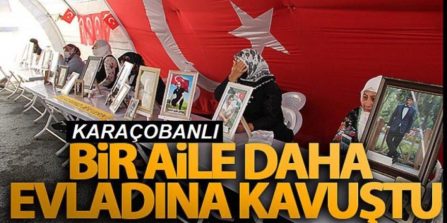 Erzurumlu aile evladına kavuştu!