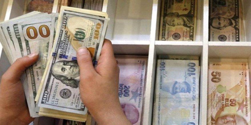 TL'deki değer kaybı durdurulamıyor: Dolar rekor tazeledi!