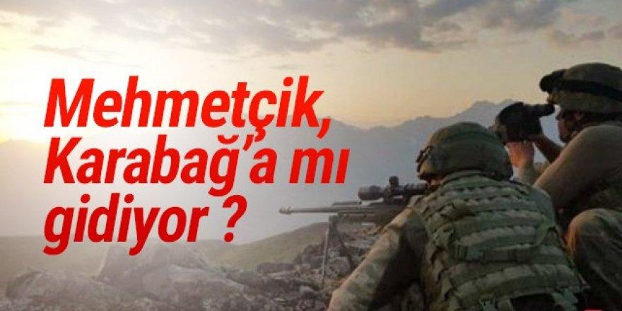 Mehmetçik Karabağ'a mı gidiyor ? AK Parti'den açıklama geldi