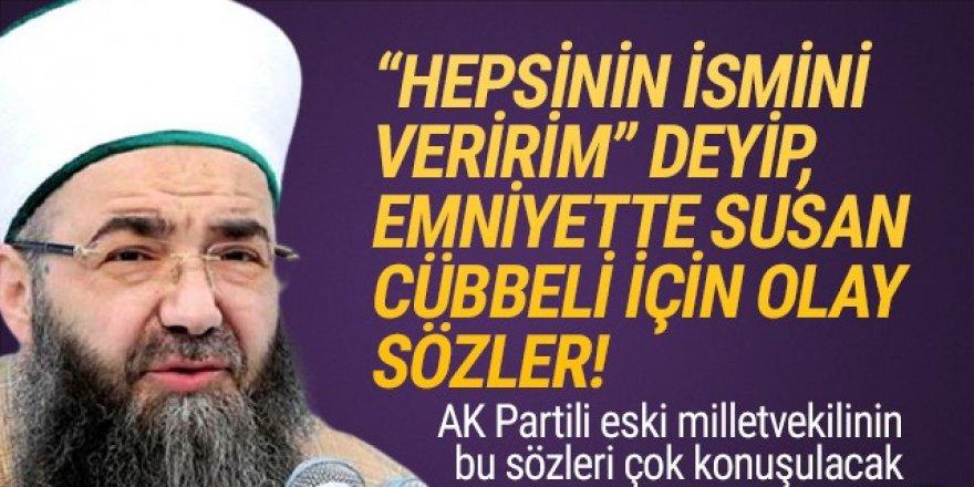 Cübbeli Ahmet'in ''iç savaş'' uyarısı için dikkat çeken yorum
