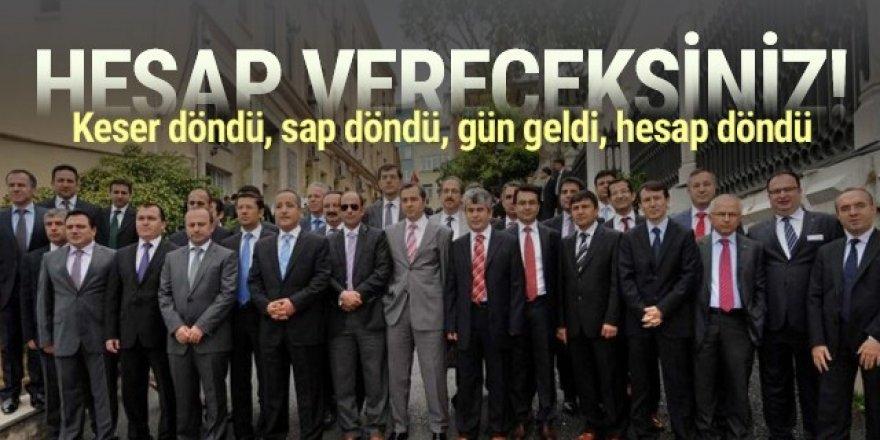 Ergenekon ve Balyoz kumpasının sorumluları Yargıtay'da hesap verecek