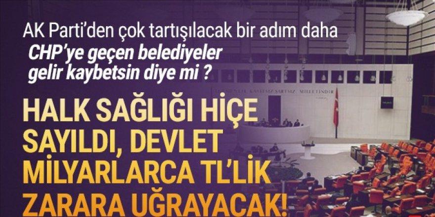 AK Parti'den tepki çekecek bir adım daha: 7 milyar TL'lik af!