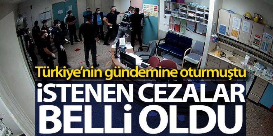 Ankara'da sağlık çalışanlarına şiddet olayına ilişkin soruşturma tamamlandı