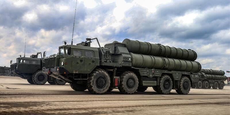 Pentagon'dan S-400 açıklaması: Aktif hale getirilmemeli
