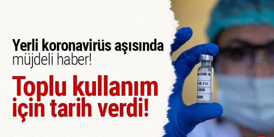 Selçuk Üniversitesi'nden aşı müjdesi! Kullanım için tarih verildi