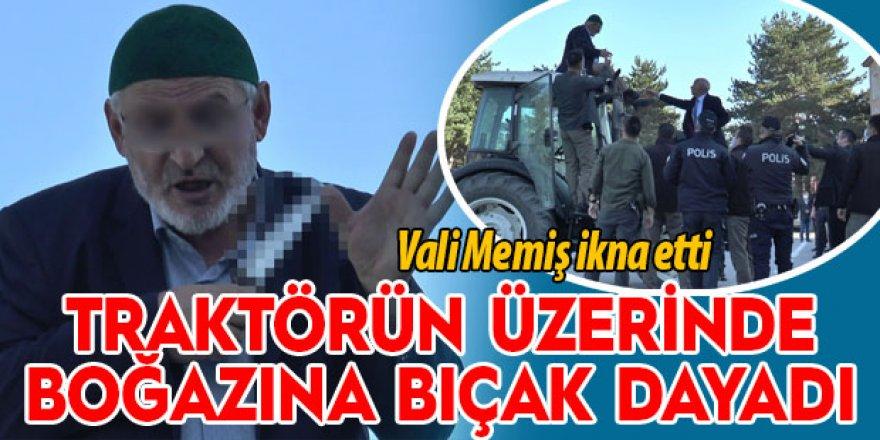 Erzurum'da köylüyü intiharın eşiğine getirdiler