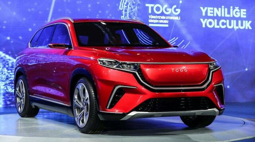 Yerli otomobil TOGG'un bataryasıTürkiye'de üretilecek