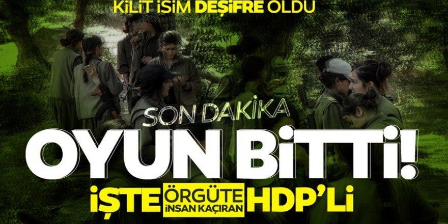 HDP ve PKK'nın devletçilik oyunu ve çocuk kaçırma sorumlusu deşifre oldu!