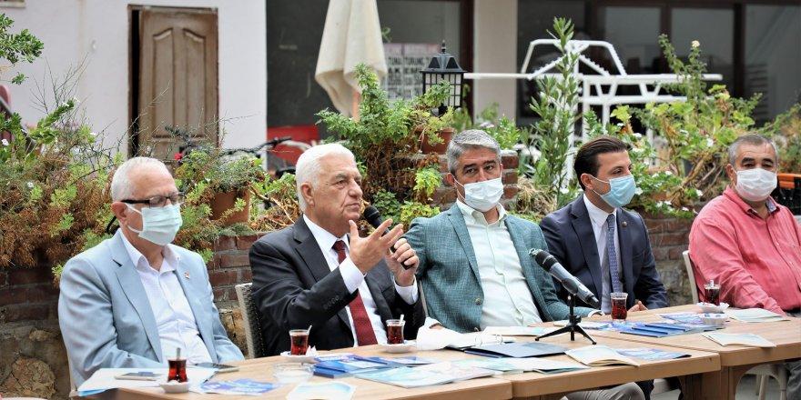 Başkan Gürün'den ikinci konut sakinlerine 'Nüfus' çağrısı