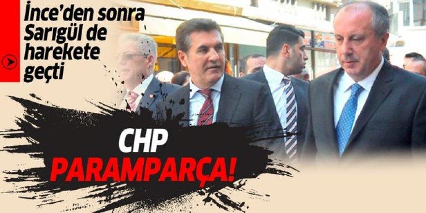 ''Muharrem İnce ve Mustafa Sarıgül yeni parti kuruyor''