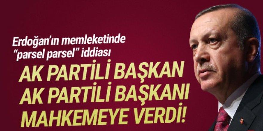 AK Partili başkanlar mahkemelik oldu