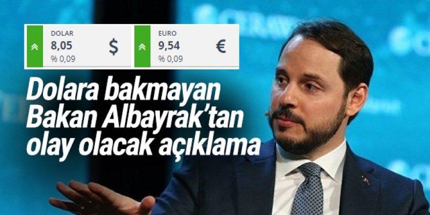 Dolar 8, Euro 9,5 TL, Bakan Albayrak: ''Büyüme sürüyor!''