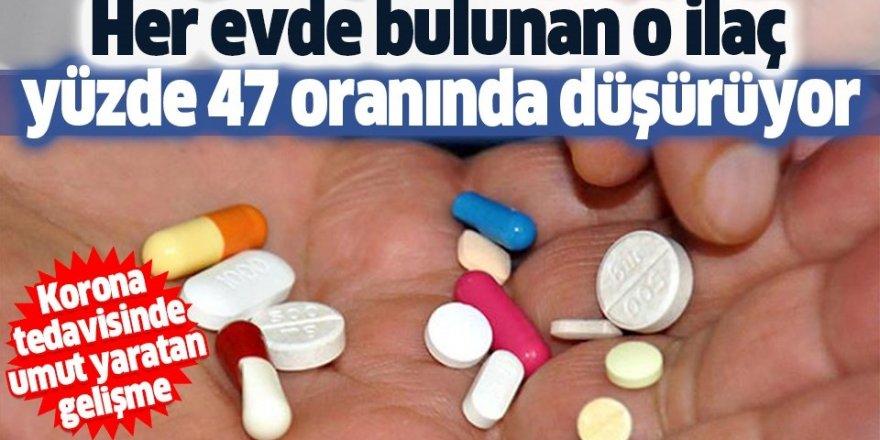 Aspirin ölüm oranını düşürüyor mu?