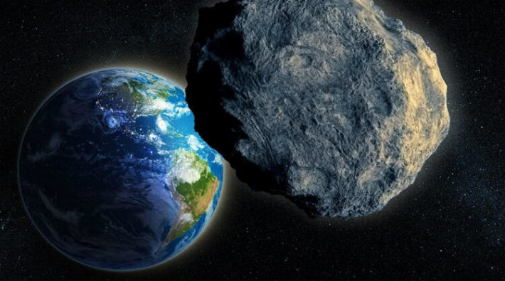 Dünya'ya doğru hızını artırdı geliyor. 3 futbol sahası büyüklüğünde...