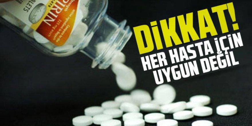 Koronavirüste ölüm riskini azaltan aspirinle ilgili kritik uyarı!