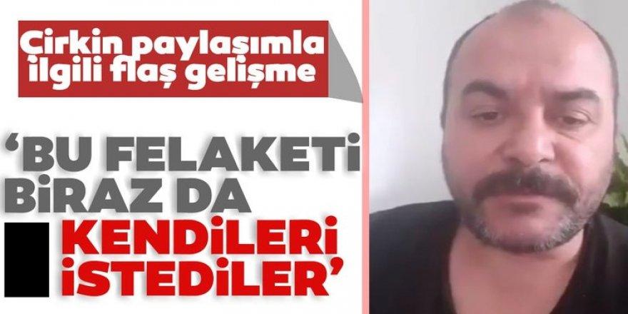 İzmir'deki deprem için, 'Biraz da kendileri istediler' demişti!