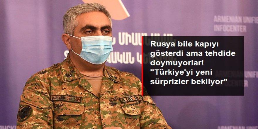 Ermenistan'dan küstah tehdit: Türkiye ve Azerbaycan'ı yeni sürprizler bekliyor