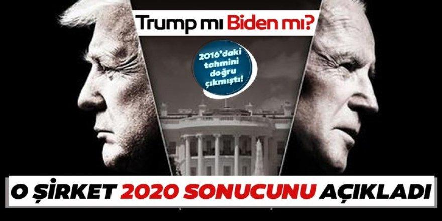 2016'daki ABD seçimlerini doğru tahmin etmişti!