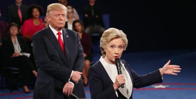 Hillary Clinton'dan Trump ve Biden yorumu: Bu tarihi bir başarı