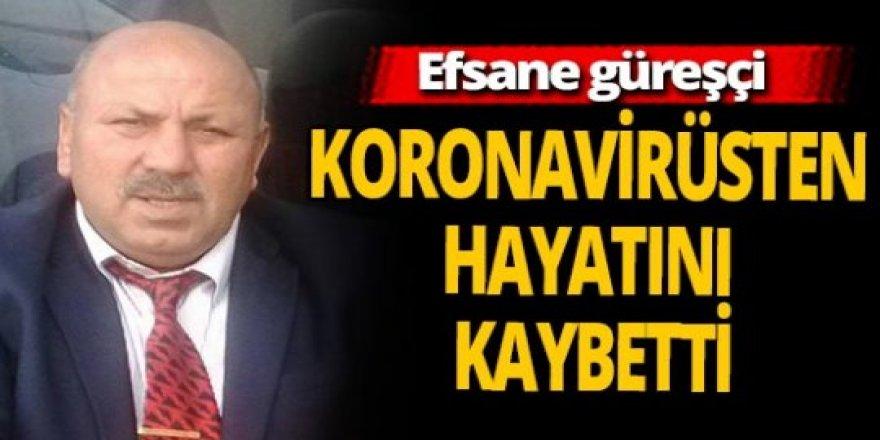 Efsane güreşçi Reşit Karabacak hayatını kaybetti