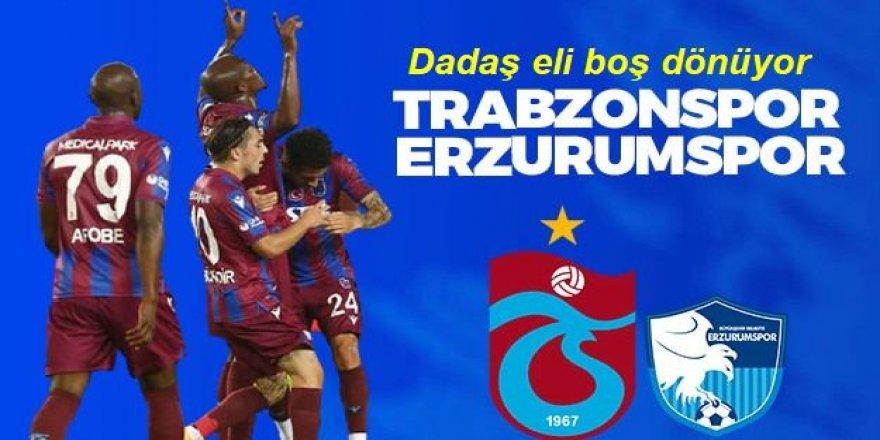 Trabzonspor: 1 -Erzurumspor: 0