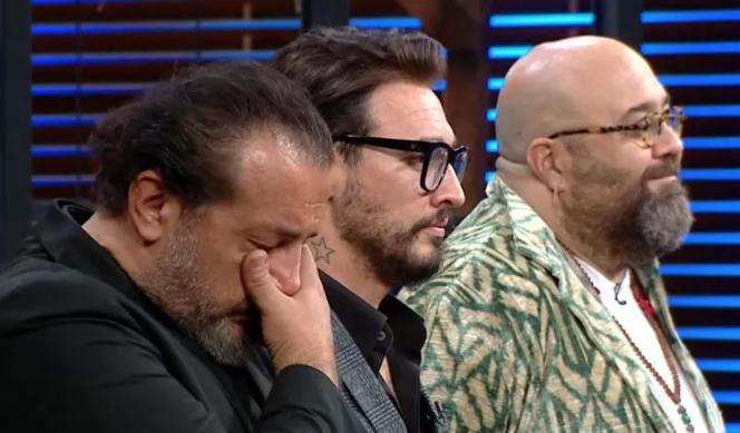 Mehmet Şef'i ağlatan veda!