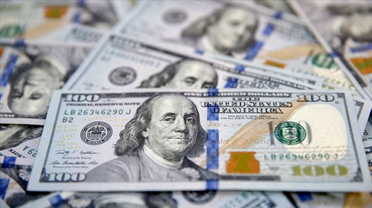 Dolar kuru 8 liraya dayandı
