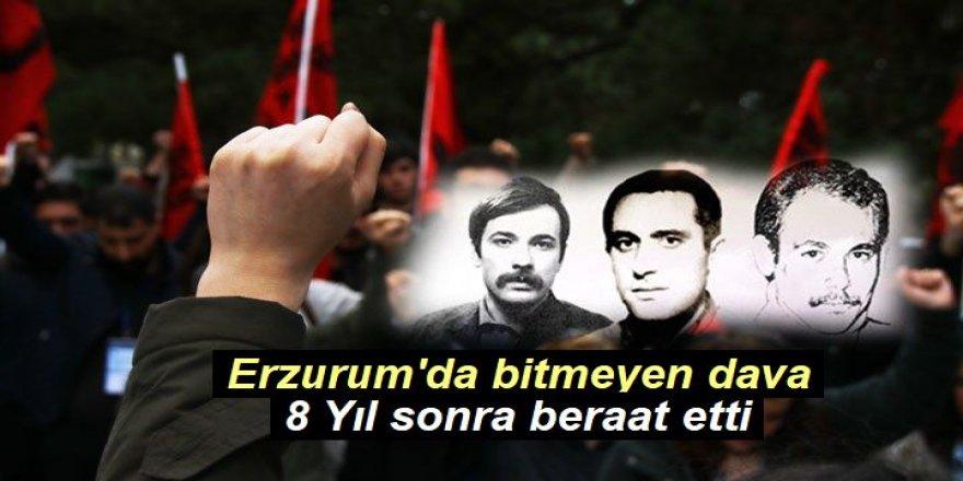 """8 yıl sonra karar çıktı: """"Mahir, Hüseyin, Ulaş"""" sloganına beraat"""