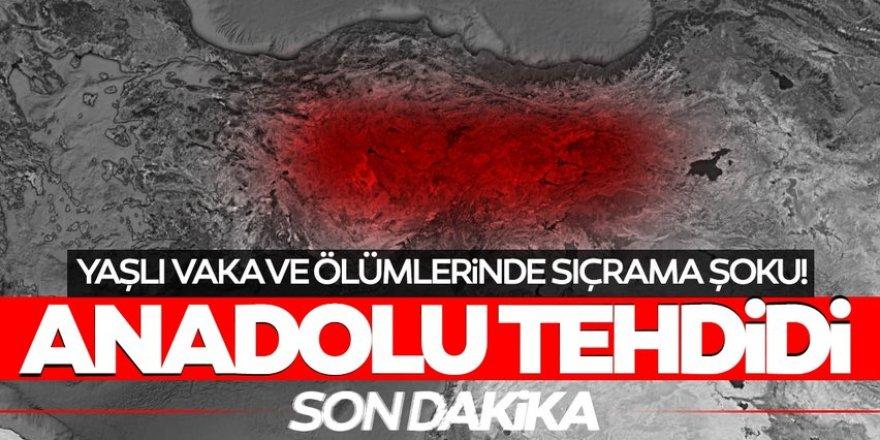 Anadolu'da koronavirüs sıçraması bekleniyor; Çünkü...
