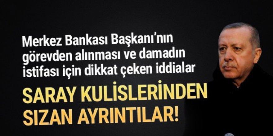 ''Erdoğan işsizlik raporunu görünce kovdu''