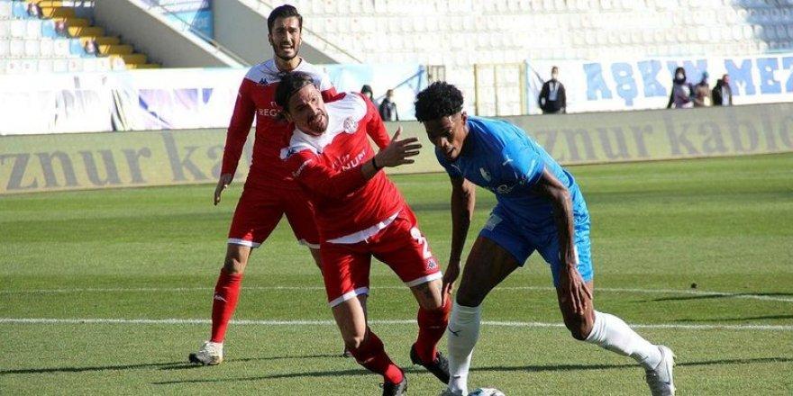 Erzurumspor 2-2 Antalyaspor.