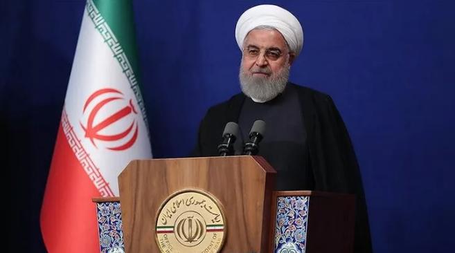 İran Cumhurbaşkanı Ruhani'ye 'casusluk' suçlaması