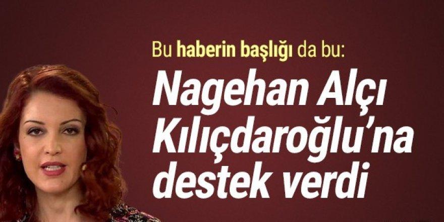 Nagehan Alçı: ''Bu dava Türkiye'nin turnusol kağıdı''