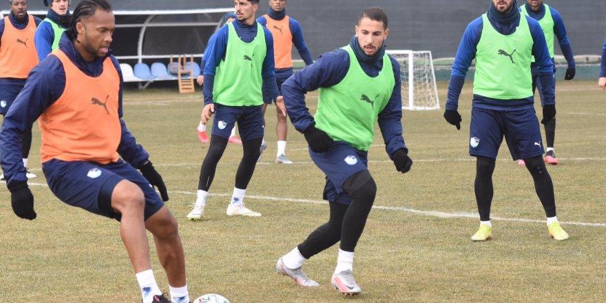 BB Erzurumspor'da Konyaspor maçı hazırlıkları